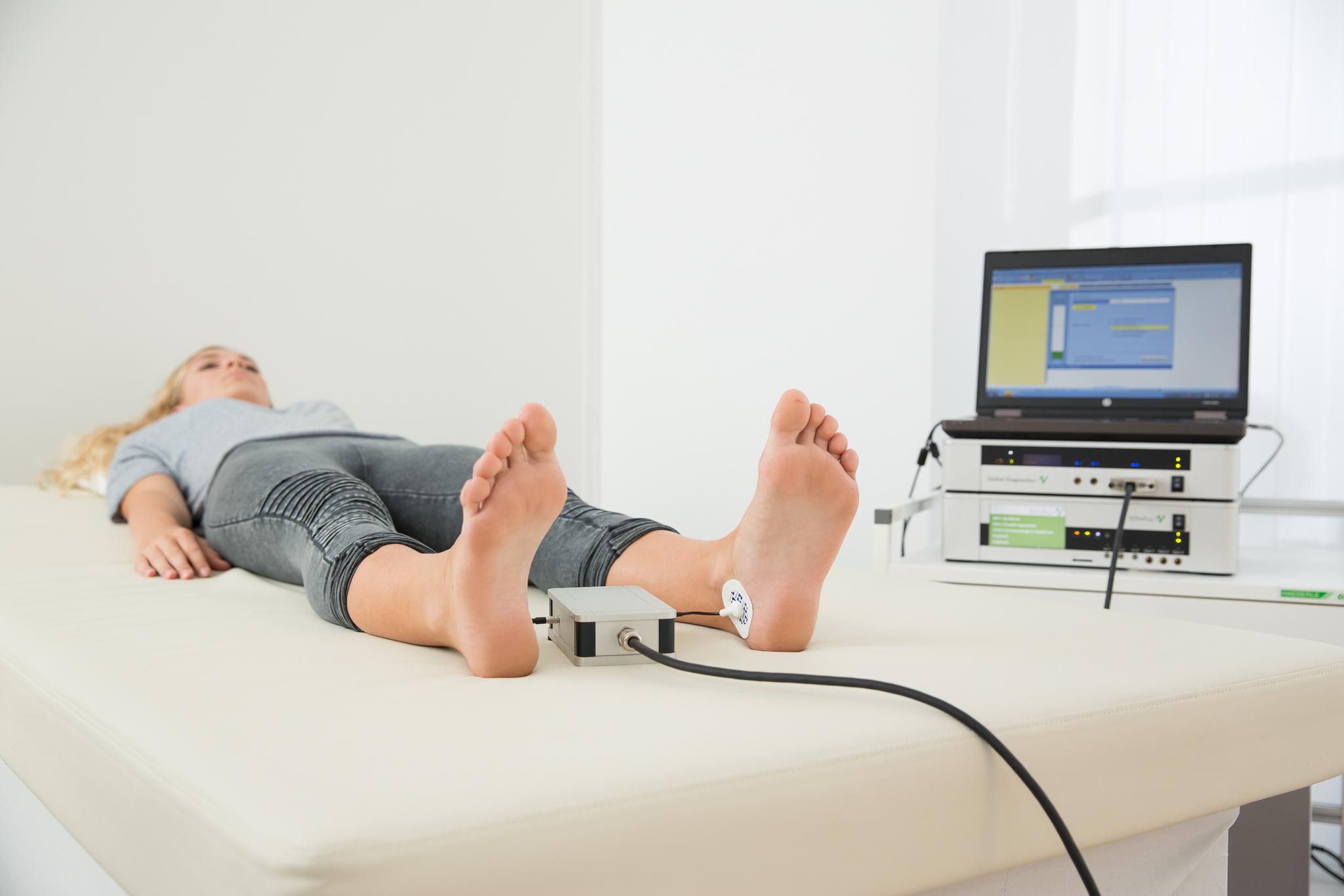 Global Diagnostics Untersuchung • Weg zur Gesundheit